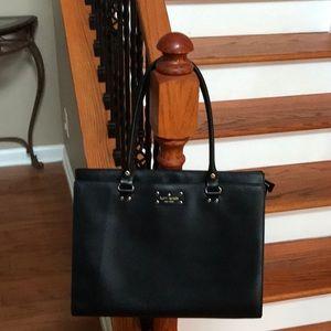 ♠️ Kate Spade Wellesley Durham Leather tote ♠️